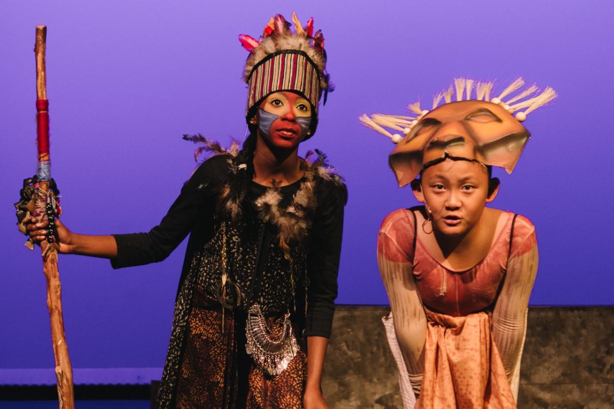 Auditions – SHINE | Children's Theatre in Plano