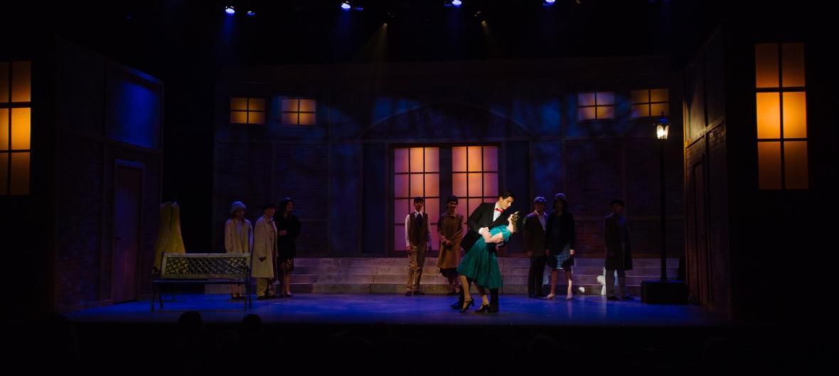 SHINE | Children's Theatre in Plano – Performing Arts Studio